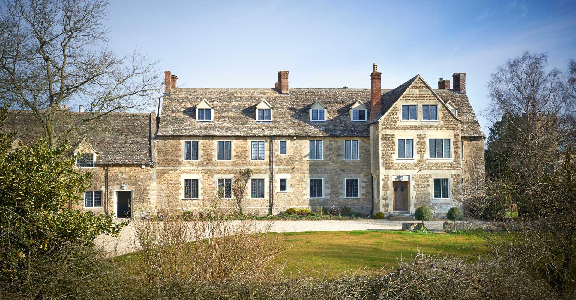 Manor House Restoration