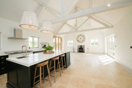 Kitchen - New House, Ham, Wiltshire