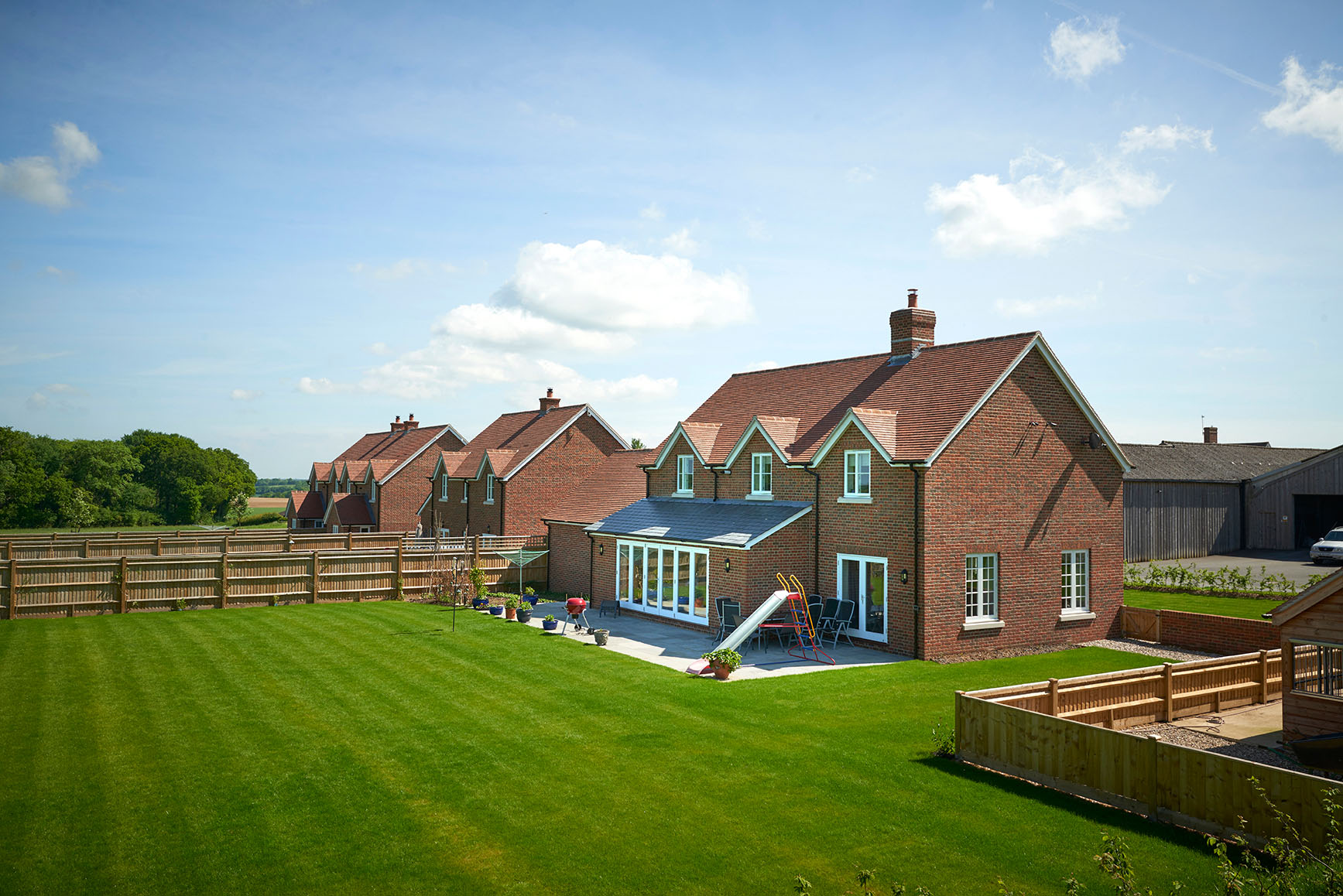 Farm Workers Cottages