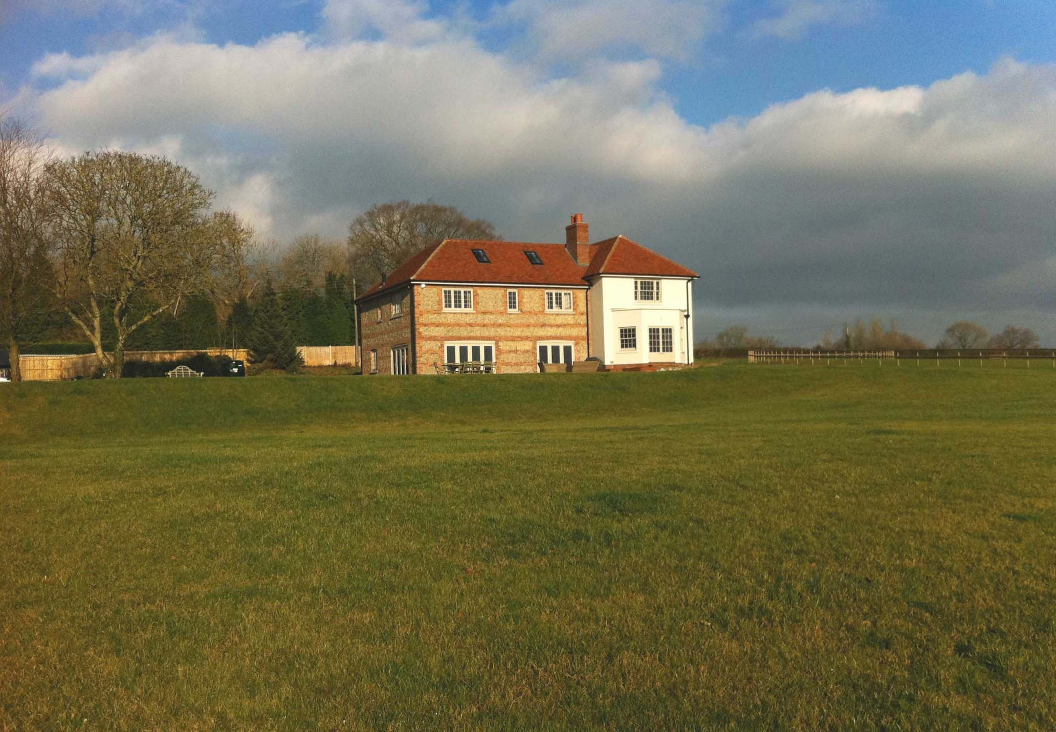 View Replacement House Wiltshire