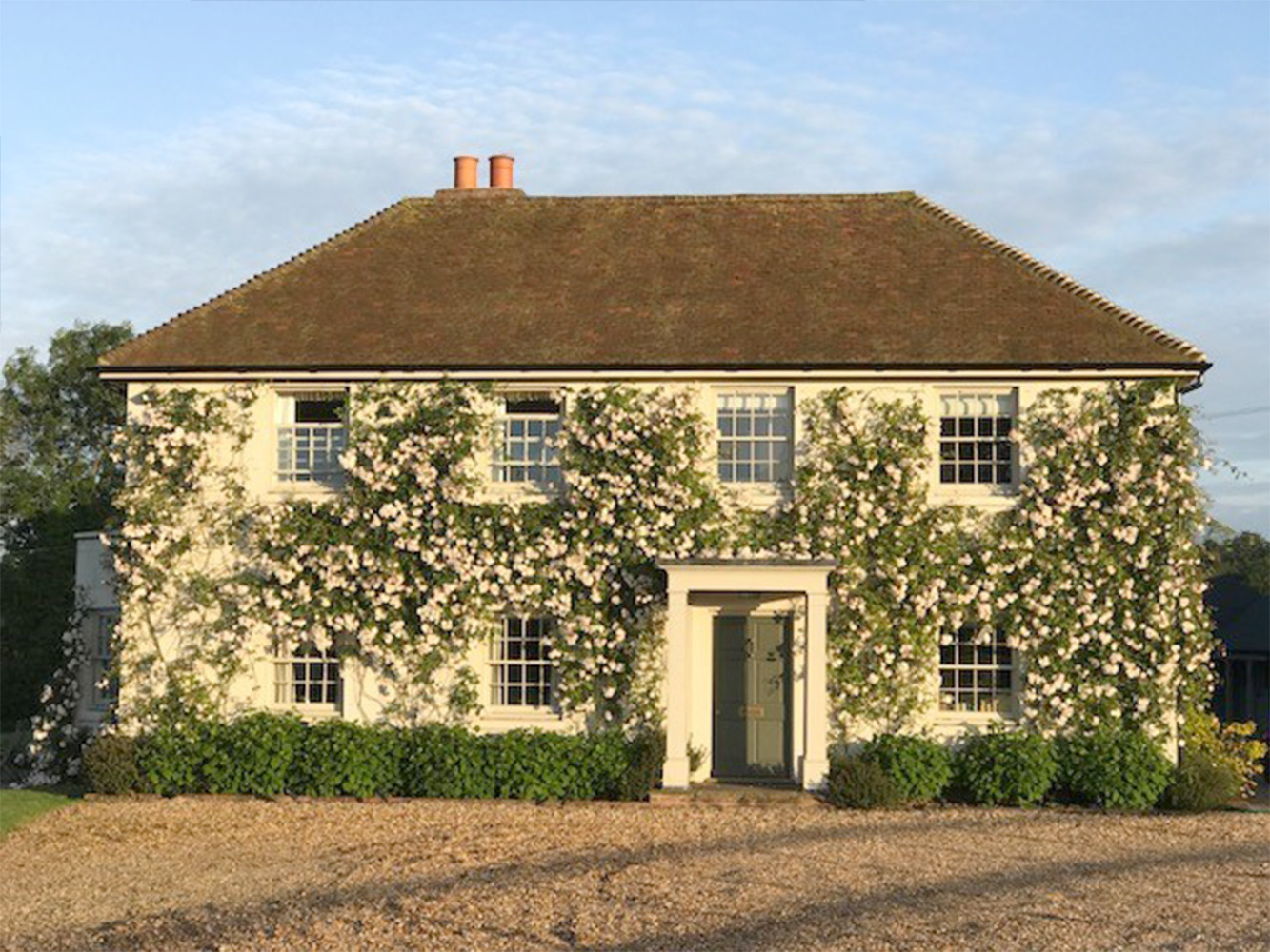 Front Replacement House Wiltshire