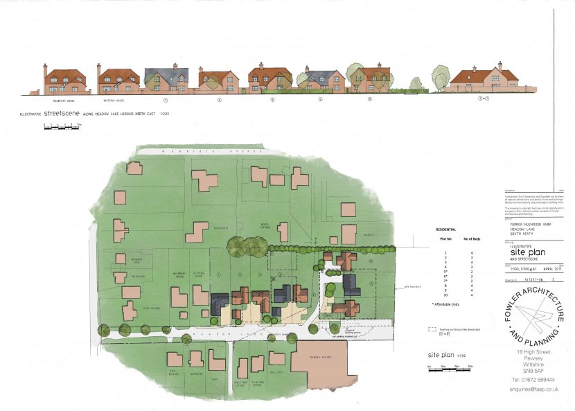 10 new homes Buckinghamshire