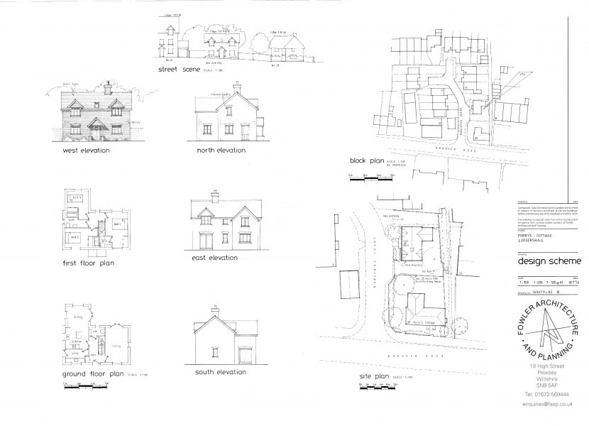 Listed Building Plot Subdivision