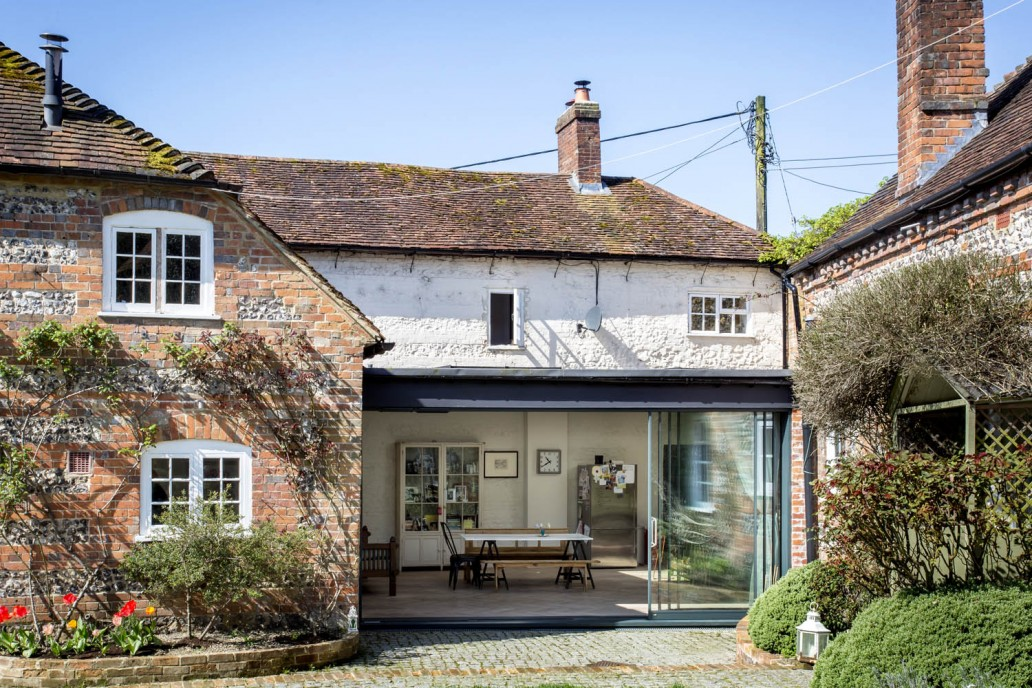 Contemporary Extension Hampshire