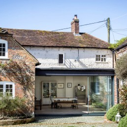 Contemporary Extension Hampshire