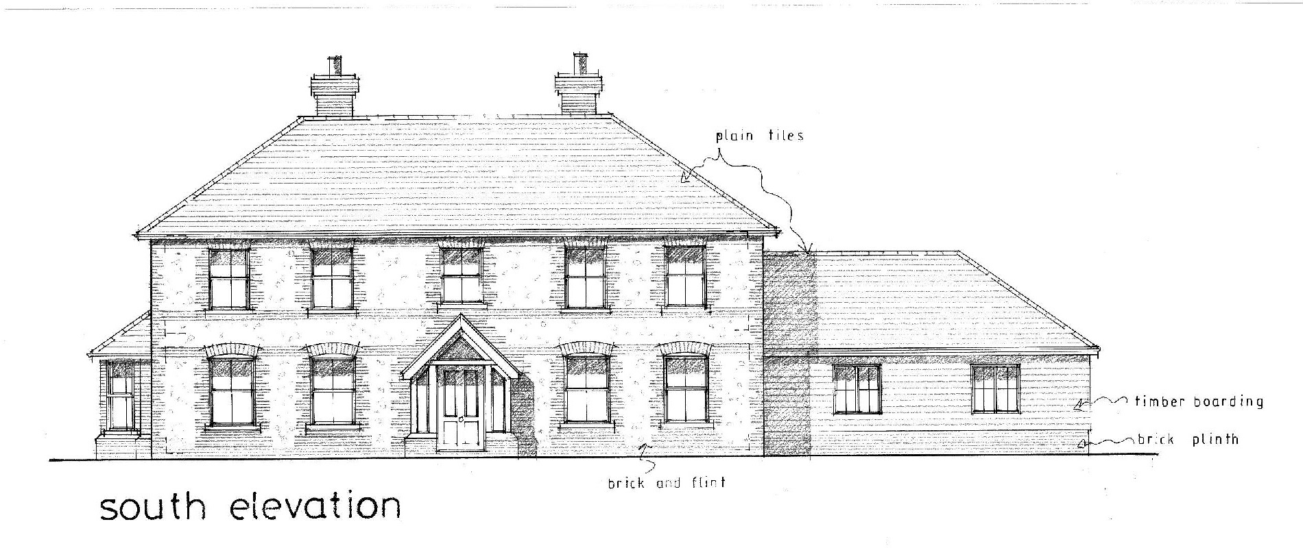 Replacement House Planning Permission