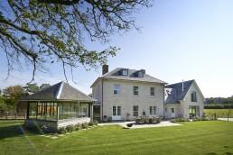New Build Contemporary Georgian Style House
