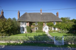 Thatched Cottage Alterations & Stables, Wiltshire