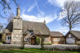 Thatched Cottage Extension Wiltshire